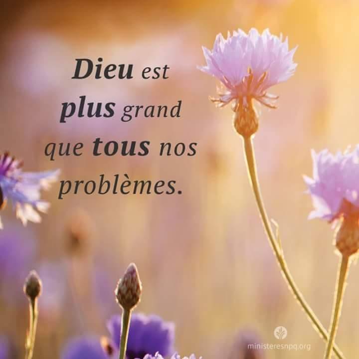 Exhortations journalières Dieu10