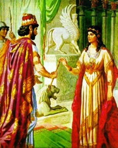 Pourim ou la fête d'Esther Esther11