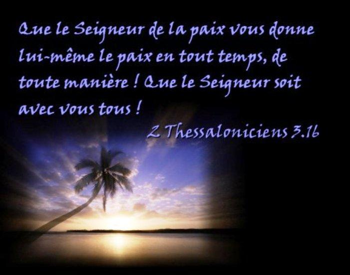 Exhortations journalières Paix10