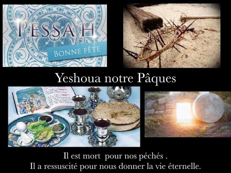 Pâque juive et Pâques chrétiennes Paques12