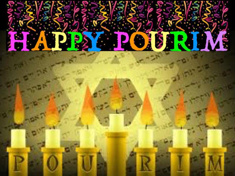 Pourim ou la fête d'Esther Pourim10