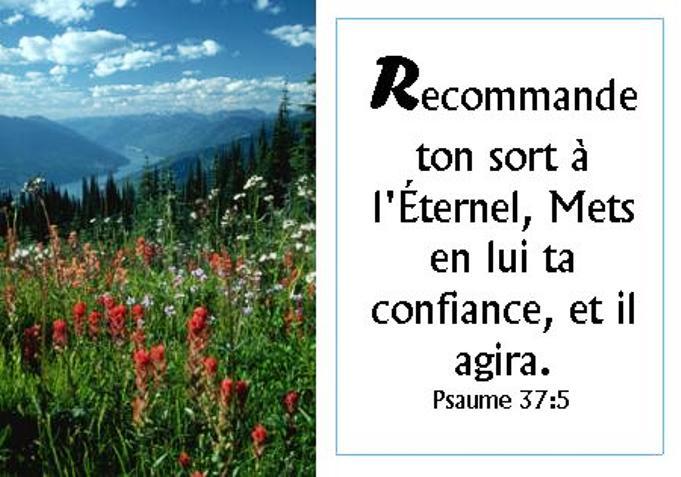 Exhortations journalières Recomm10