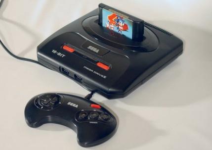 La Mégadrive Sega_m10