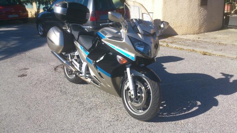 A vendre: Superbe FJR 1300 Limited de 2010 Dsc_0115