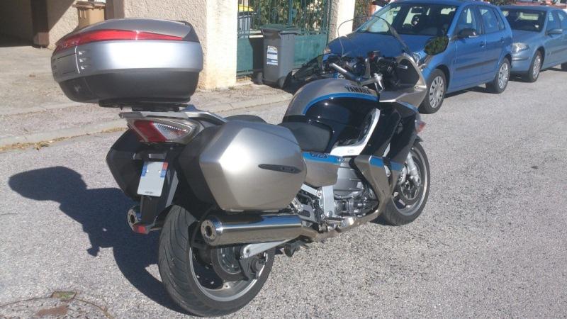 A vendre: Superbe FJR 1300 Limited de 2010 Dsc_0116