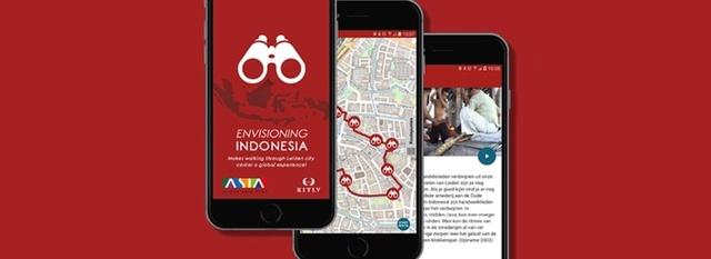Een virtuele stadswandeling door Indonesië 130