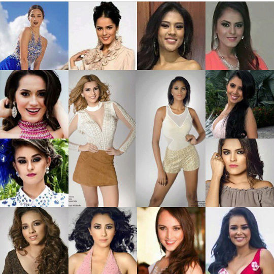 Road to Miss Guatemala Universo 2017 - August 20th 19397110