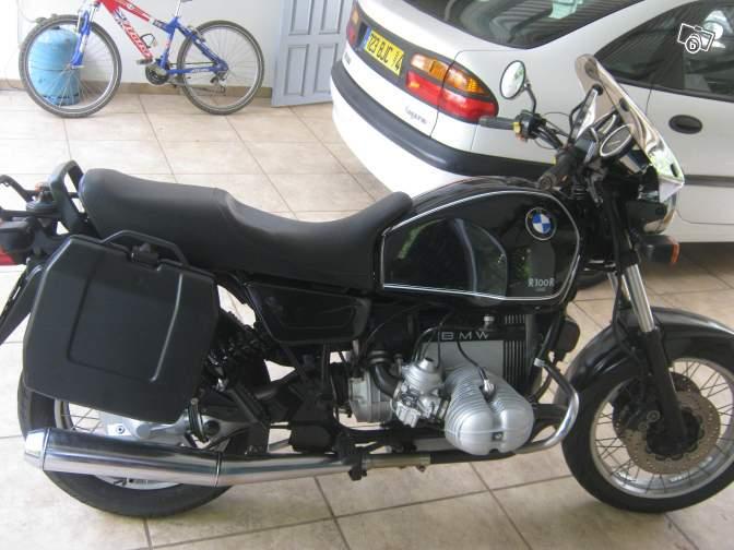Transformation d'une R100R 74231010