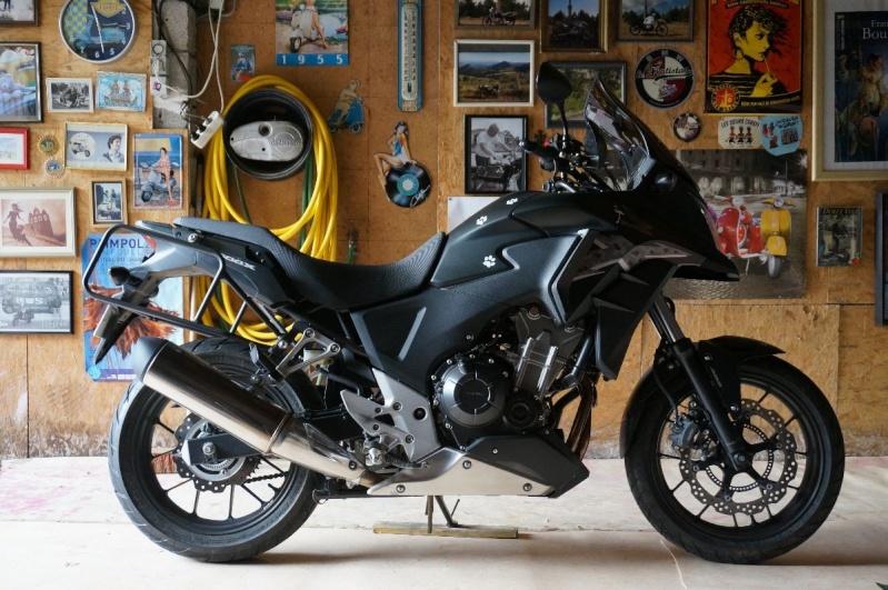 Et la Honda CB500X ?  - Page 2 Dsc00649