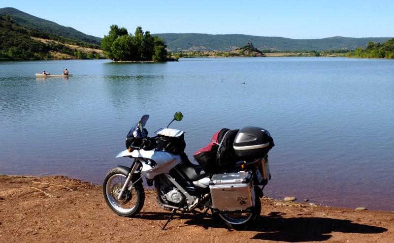 Salagou et Scorpa T ride Dscf2510