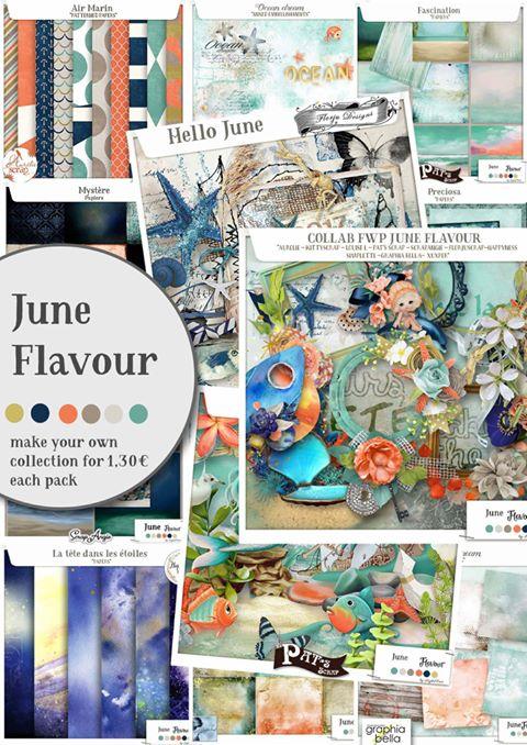 Le June Flavour est arrivé ! 18880010