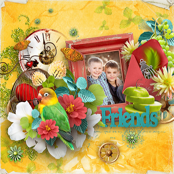 A real friendship (kit complet) par Graphia Bella Gb_fri12
