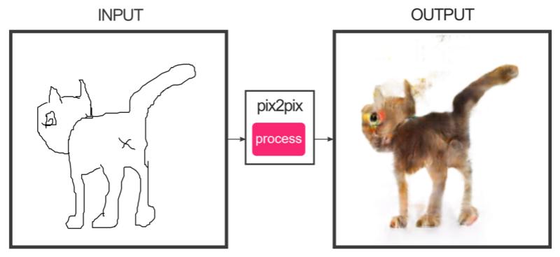 Générateur de chats Pix2pi10