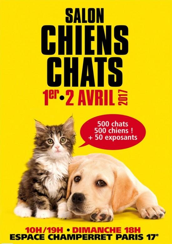 Salon Chiens Chats 2017 91609210