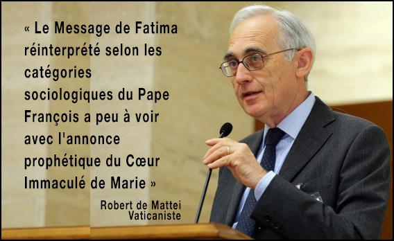 François : il a aussi détruit le Message de Notre-Dame de Fatima ! Mattei10
