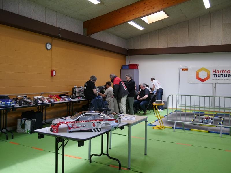 Exposition 11ème Biennale du Modélisme et de la Maquette à Ceyrat (Puy de Dôme) P1000028