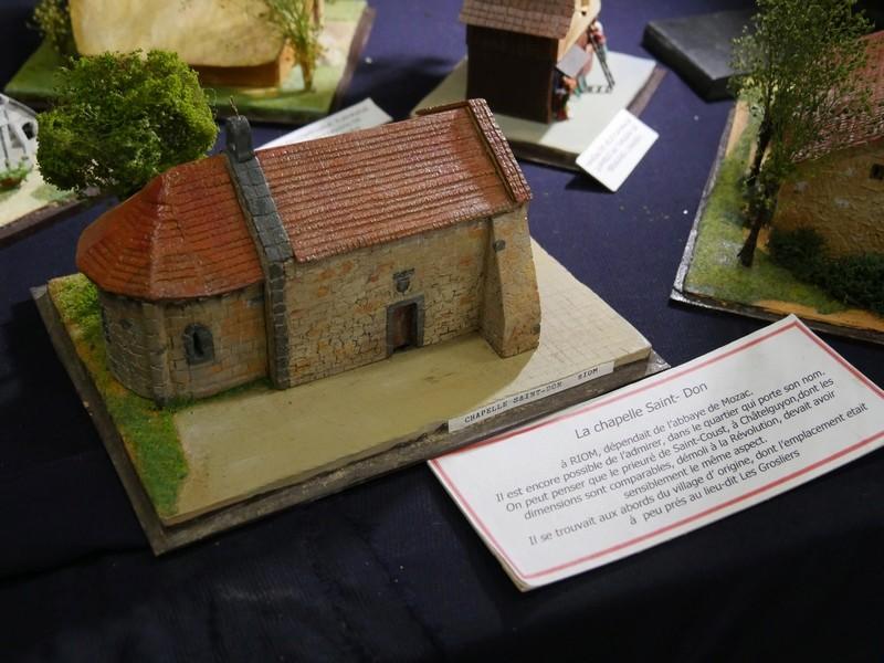 Exposition 11ème Biennale du Modélisme et de la Maquette à Ceyrat (Puy de Dôme) P1000122