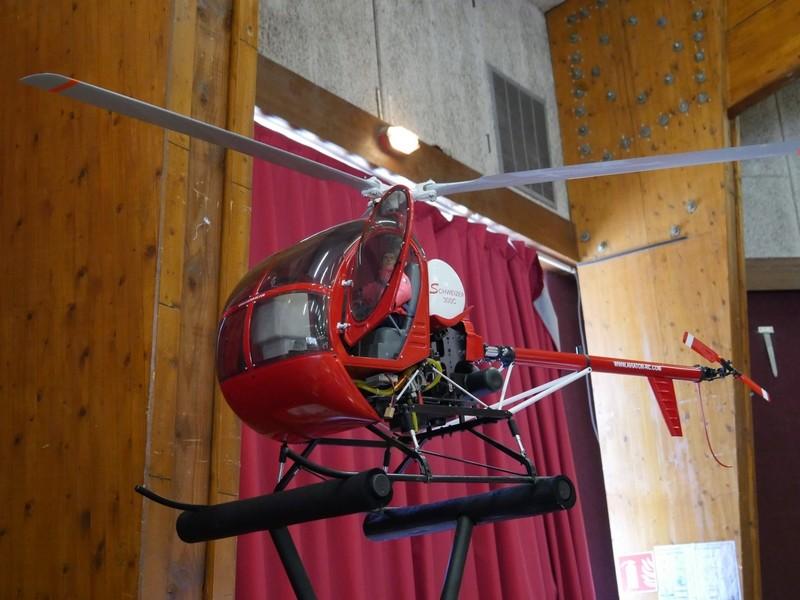 Exposition 11ème Biennale du Modélisme et de la Maquette à Ceyrat (Puy de Dôme) P1000125