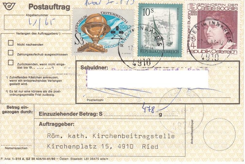 Sammlung Bedarfsbriefe Österreich ab 1945 - Seite 8 Img30