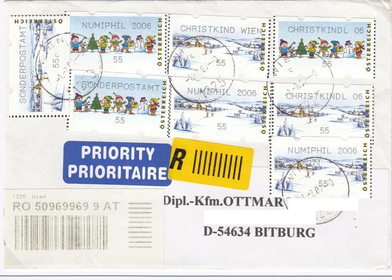 Automatenmarken aus Münzwertzeichendruckern Img42