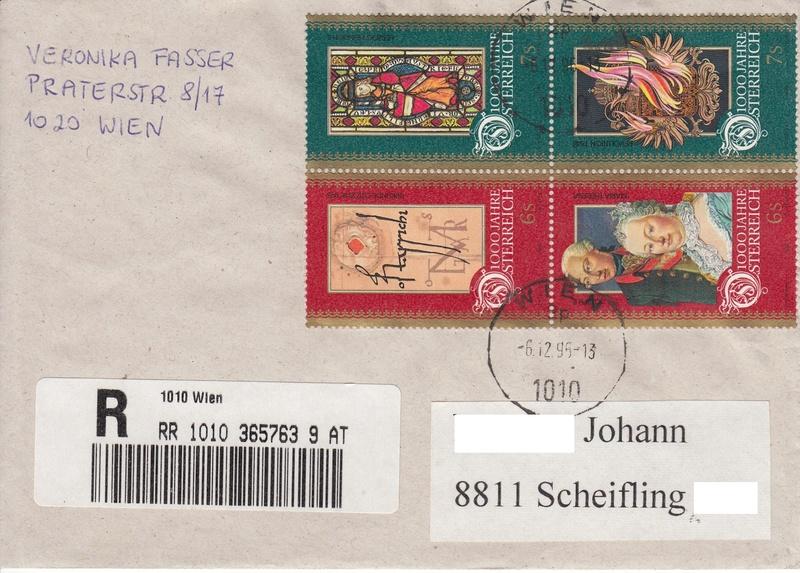 Sammlung Bedarfsbriefe Österreich ab 1945 - Seite 8 Img_0033