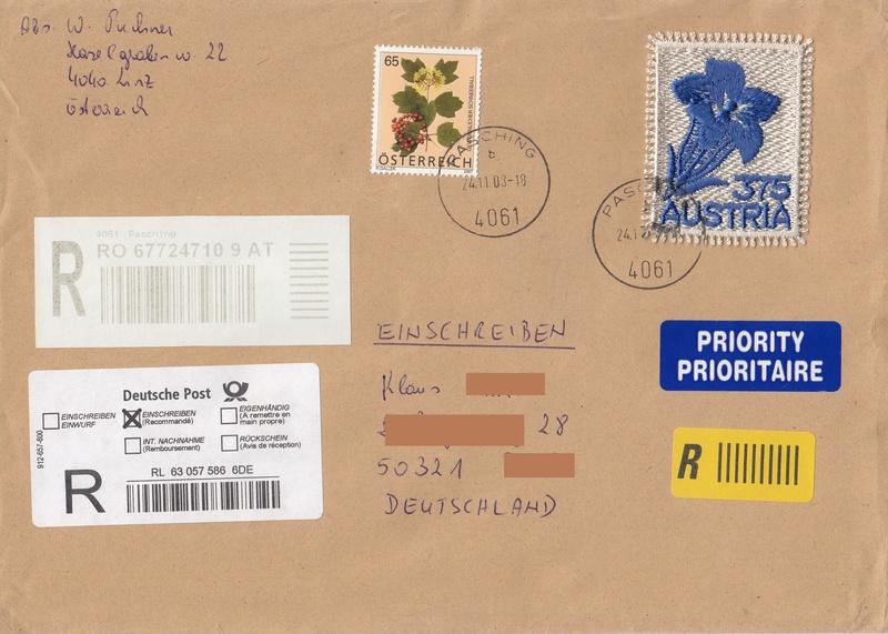 Sammlung Bedarfsbriefe Österreich ab 1945 - Seite 8 Img_0055
