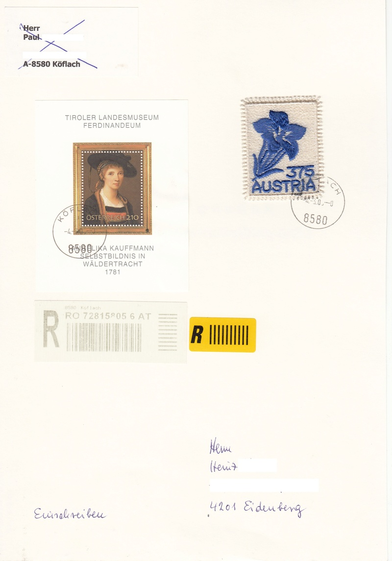 Sammlung Bedarfsbriefe Österreich ab 1945 - Seite 8 Img_0056