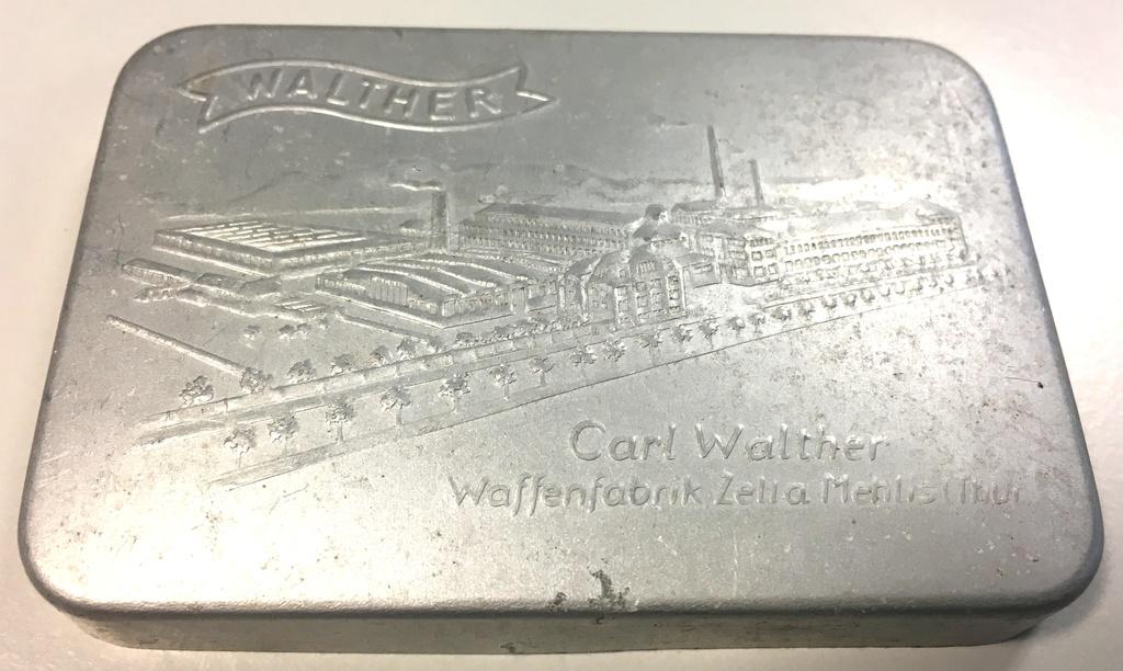 Nécessaire de nettoyage pour Walther PP/PPK Img_0416