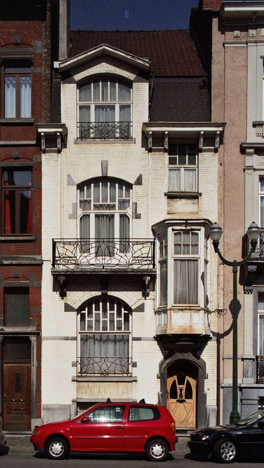 STREET VIEW : les maisons art nouveau  - Page 2 10005010