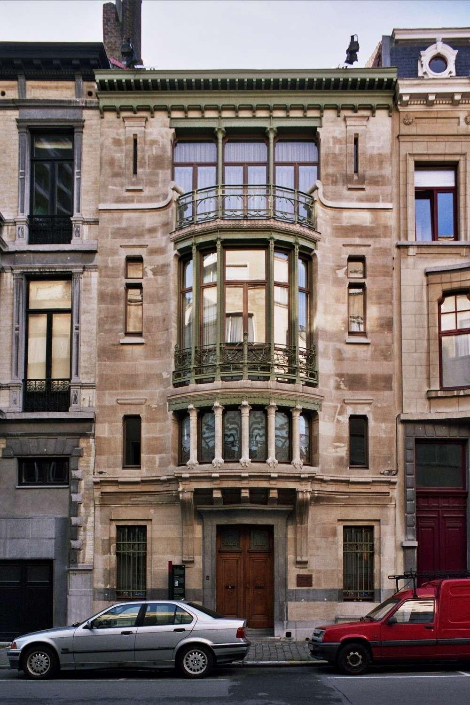 STREET VIEW : les maisons art nouveau  - Page 2 10006110