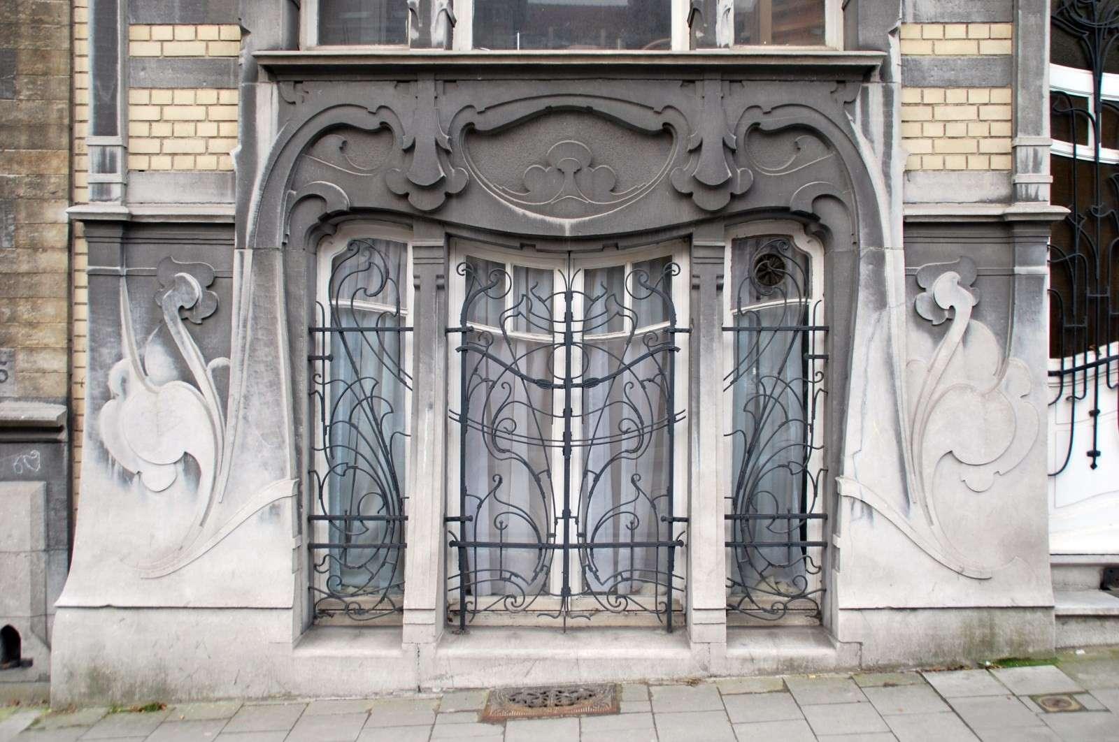 STREET VIEW : les maisons art nouveau  - Page 2 10303111