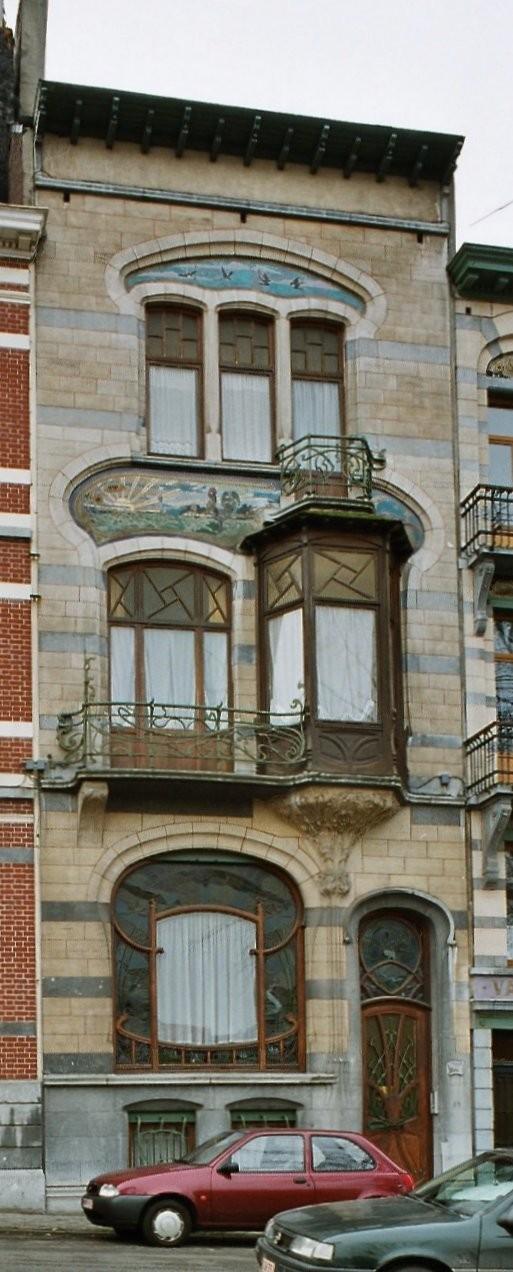 STREET VIEW : les maisons art nouveau  - Page 2 10601110