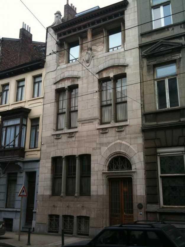 STREET VIEW : les maisons art nouveau  - Page 2 2013-148