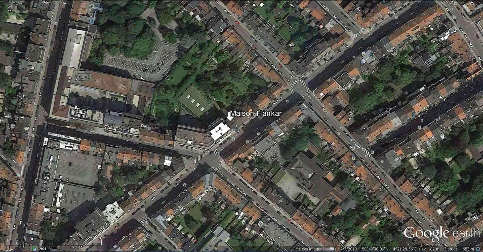 STREET VIEW : les maisons art nouveau  - Page 2 2013-149