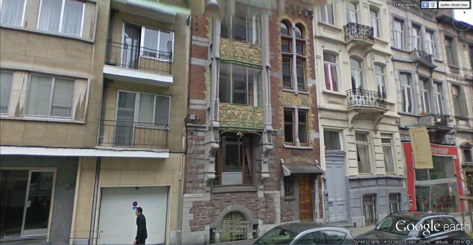 STREET VIEW : les maisons art nouveau  - Page 2 2013-150