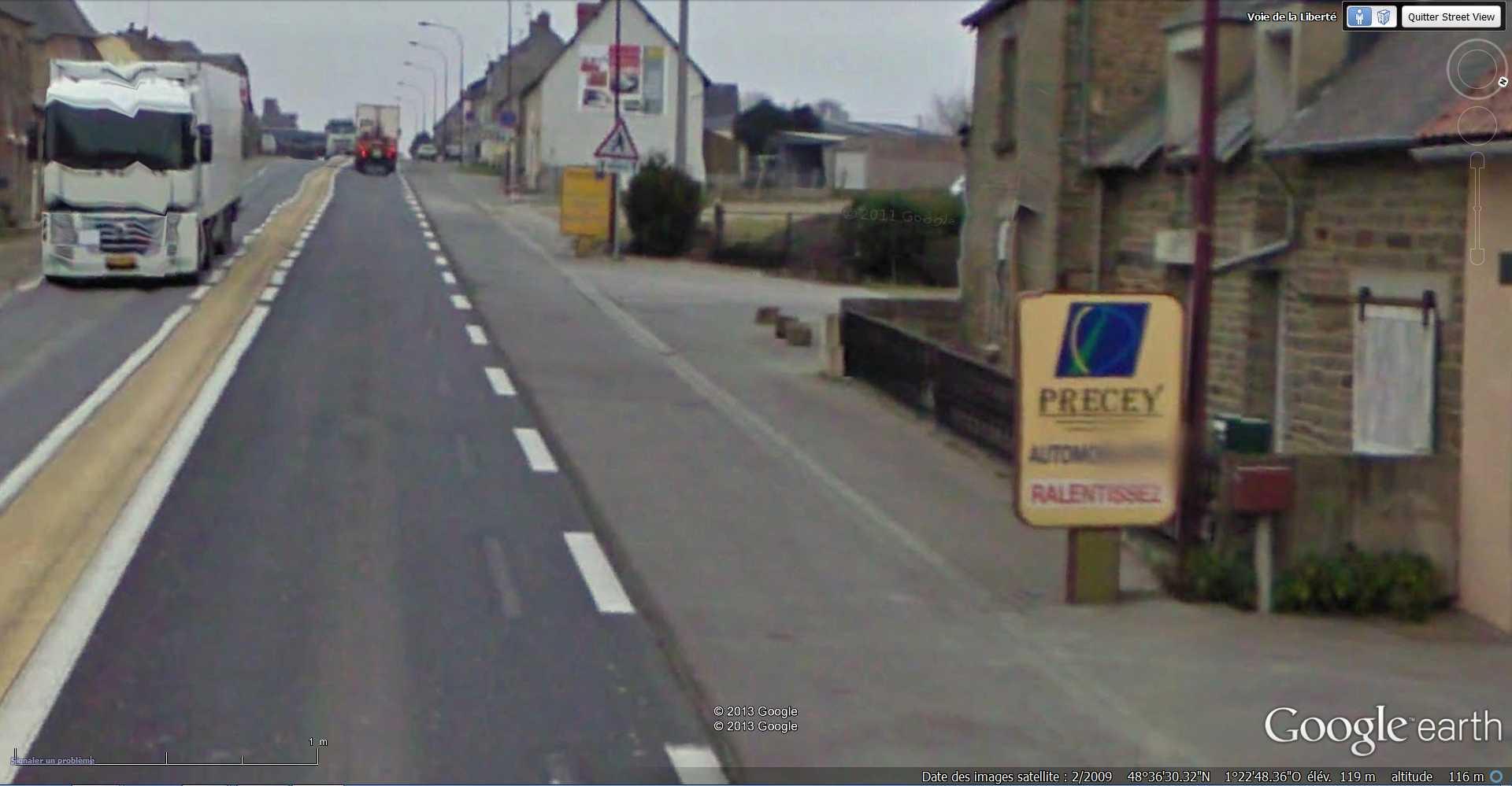 STREET VIEW : Humour ou ... ? 2013-157
