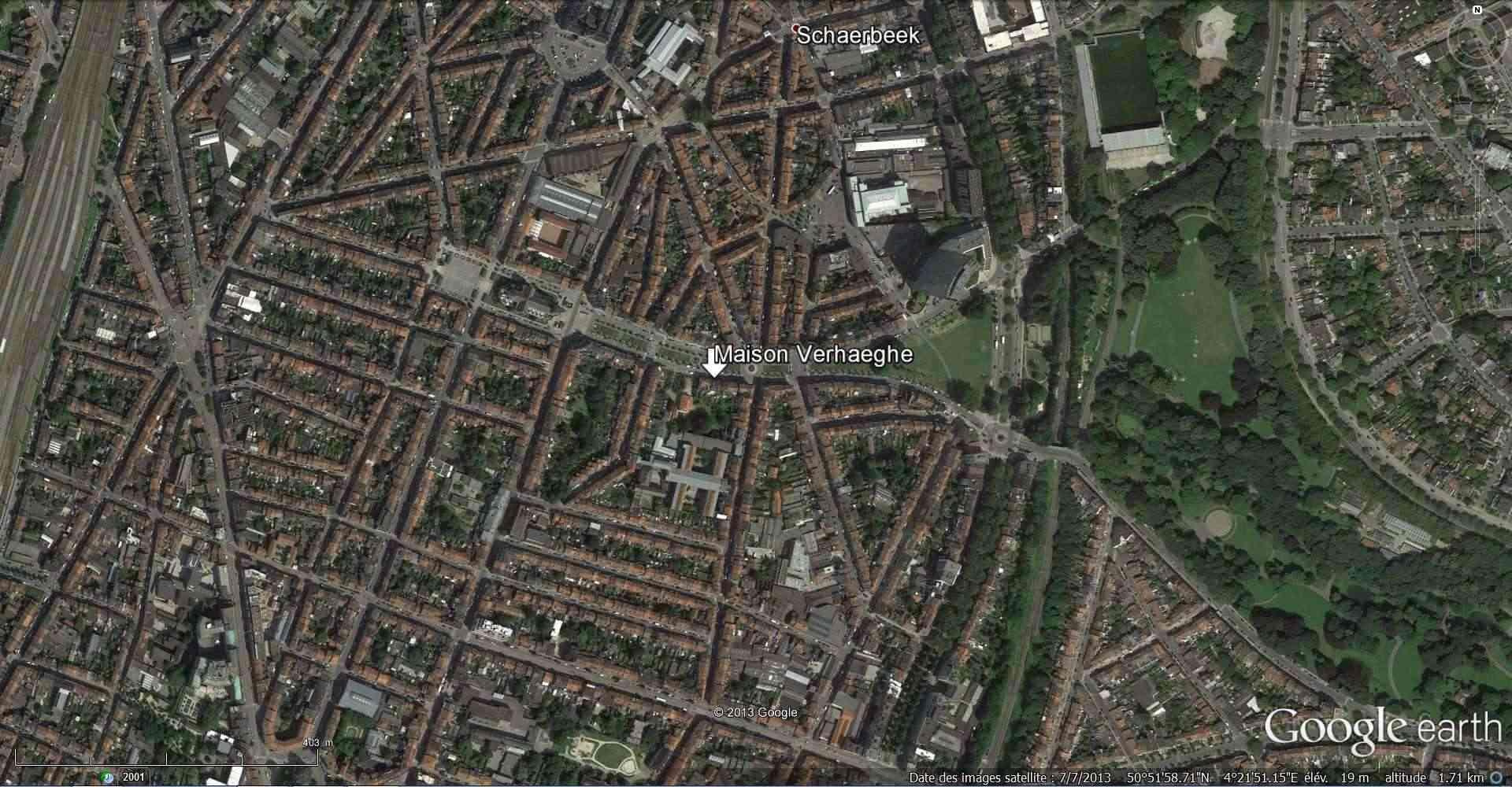 STREET VIEW : les maisons art nouveau  - Page 2 2013-158