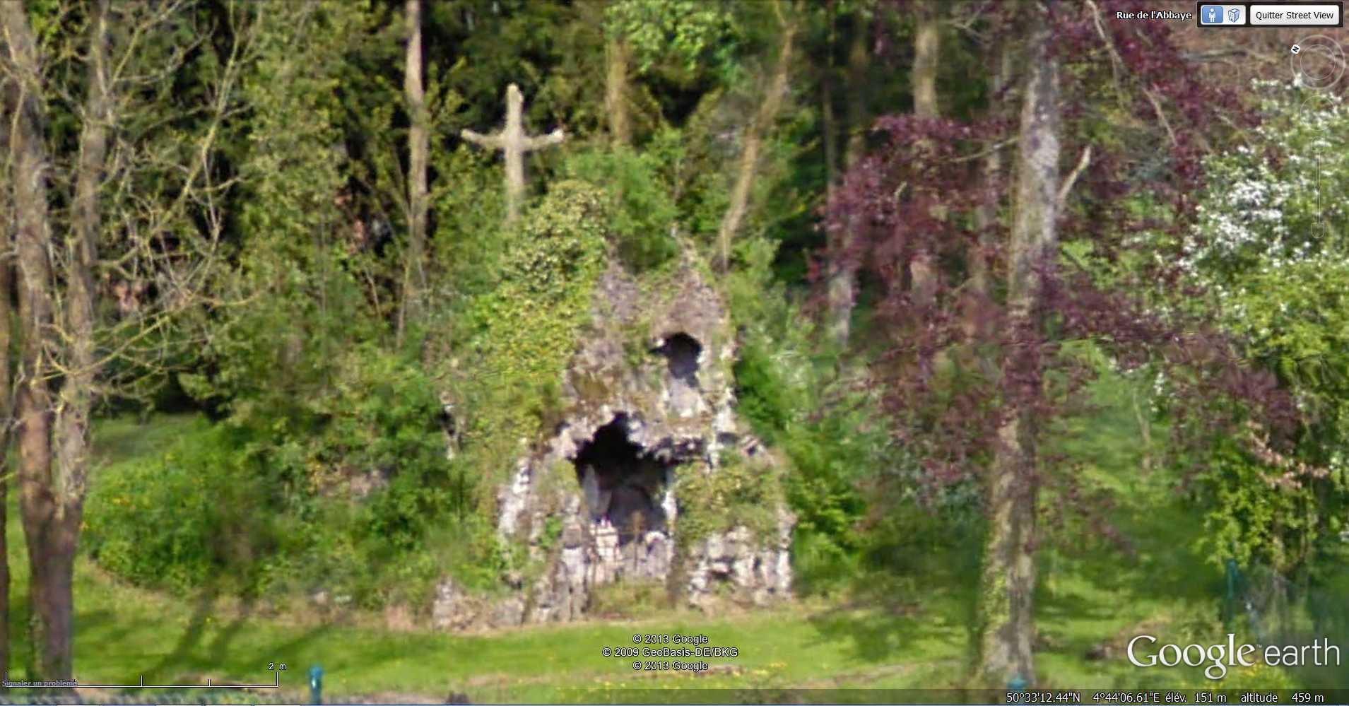 Les répliques de la grotte de Lourdes - Page 2 2013-162