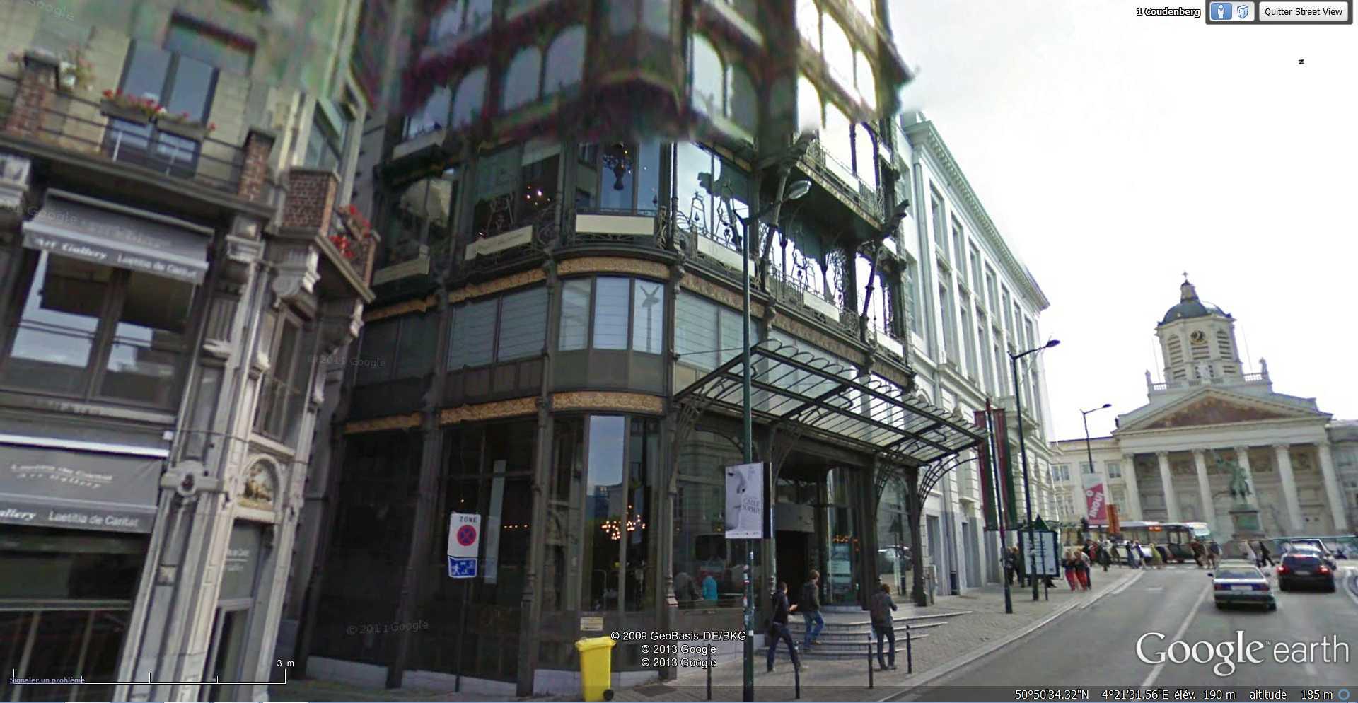 STREET VIEW : les maisons art nouveau  - Page 2 2013-169