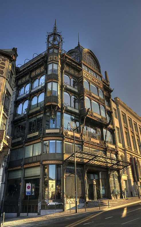 STREET VIEW : les maisons art nouveau  - Page 2 2013-170