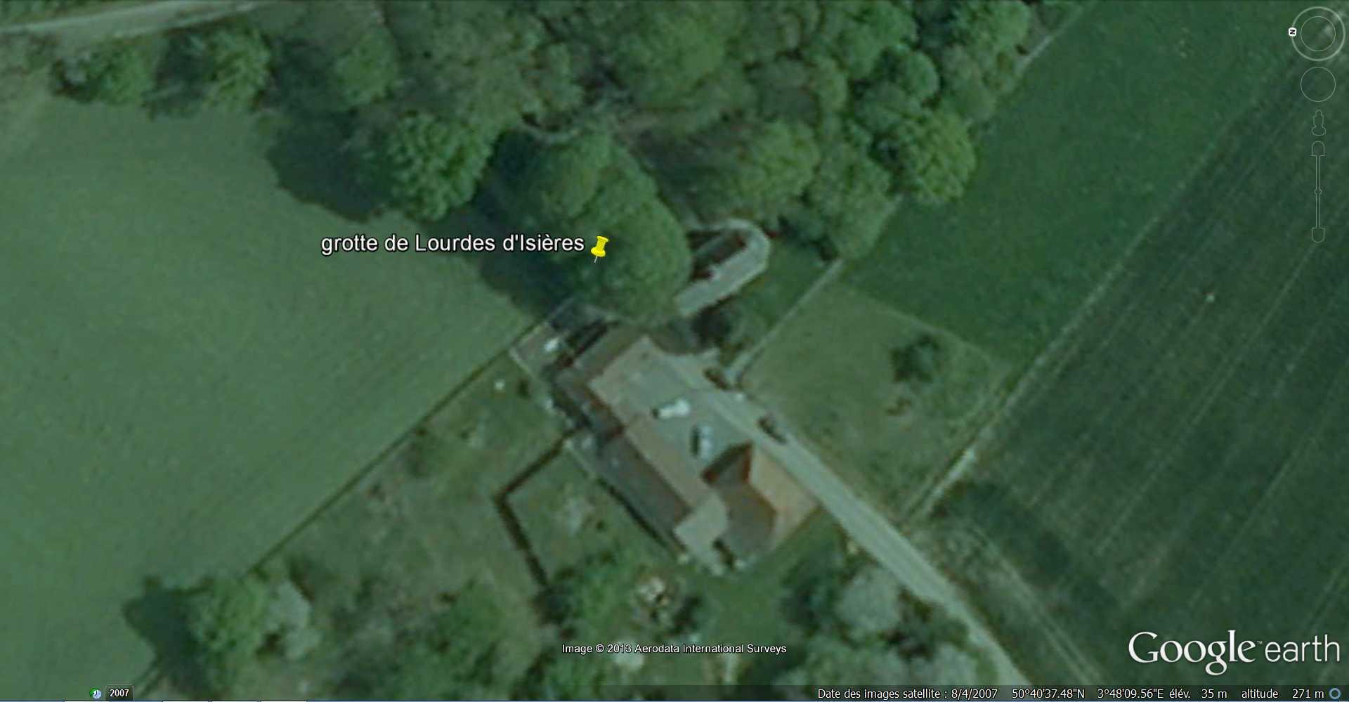 Les répliques de la grotte de Lourdes - Page 2 2013-198