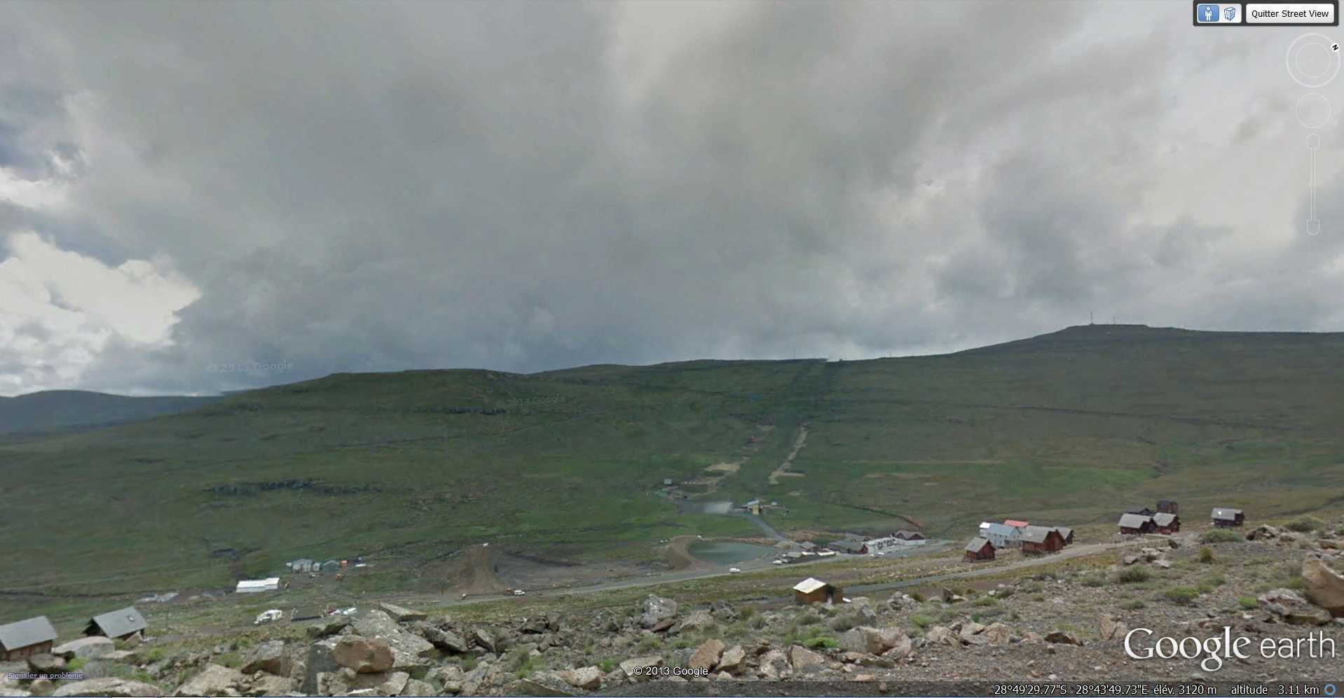 [Lesotho] - Street-view les cartes postales - Page 3 2013-235