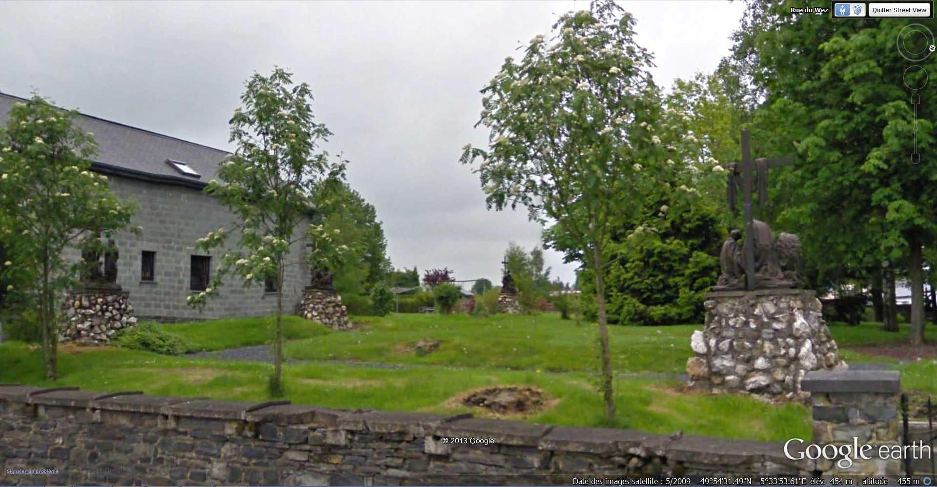 Les répliques de la grotte de Lourdes - Page 2 2013-239