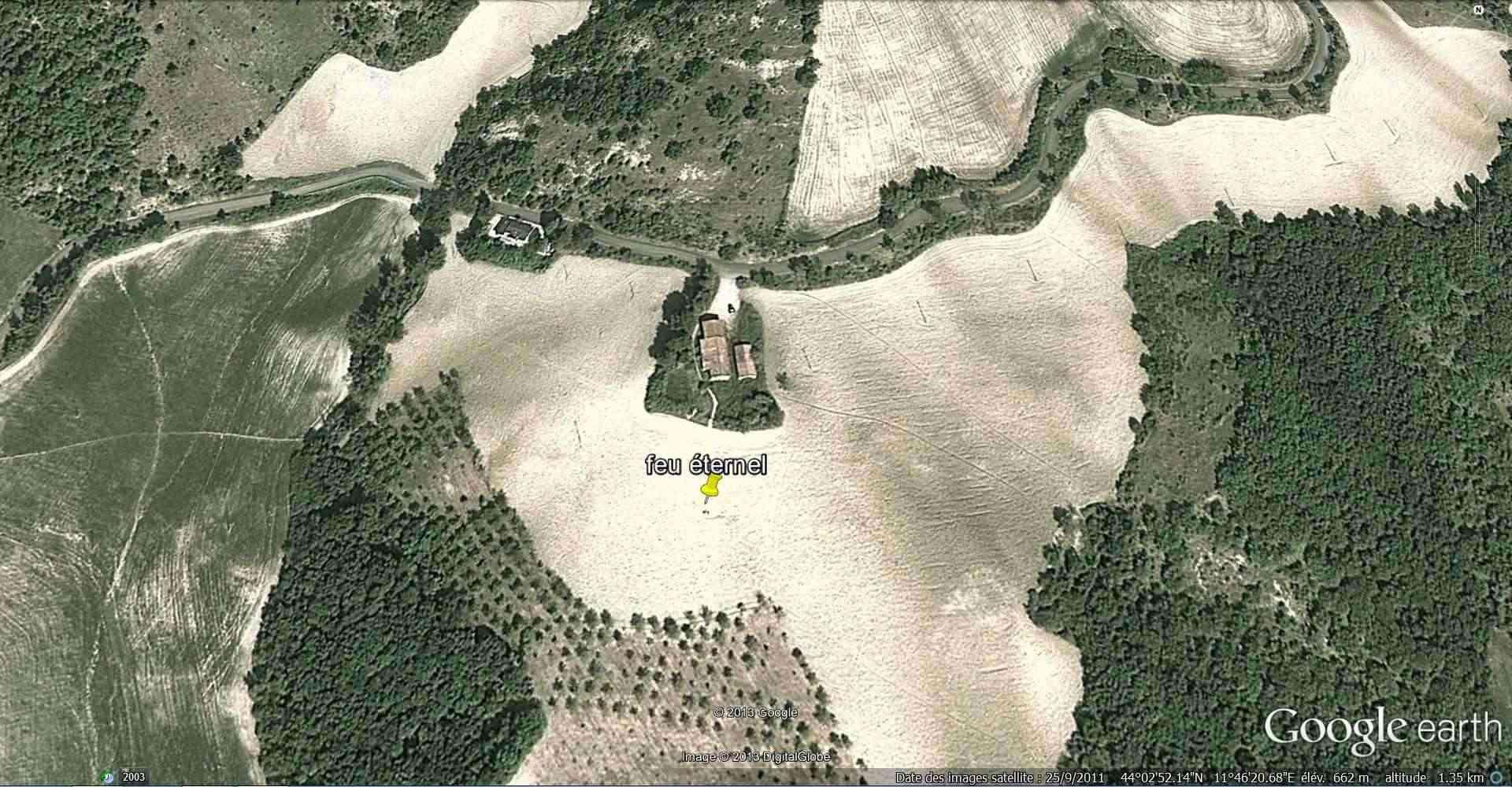 Le plus petit volcan du monde - Tredozio - Emilie-Romagne - Italie 2014-029
