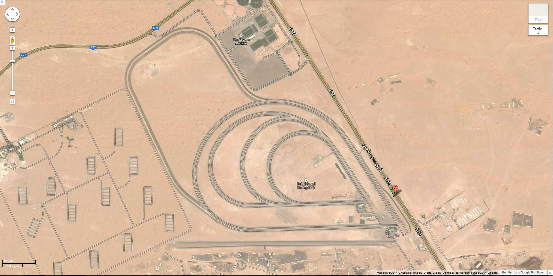 L'évolution des infrastrucures aux Emirats Arabes Unis 2014-039