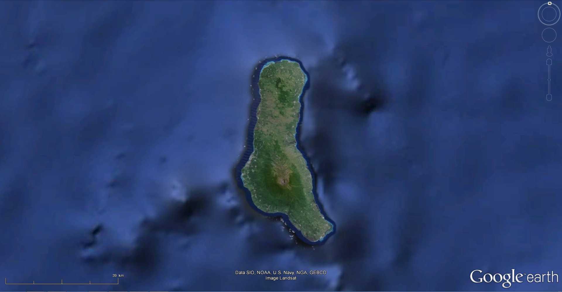 Les dessous de Google Earth avec le volcan Karthala - Comores 2014-098