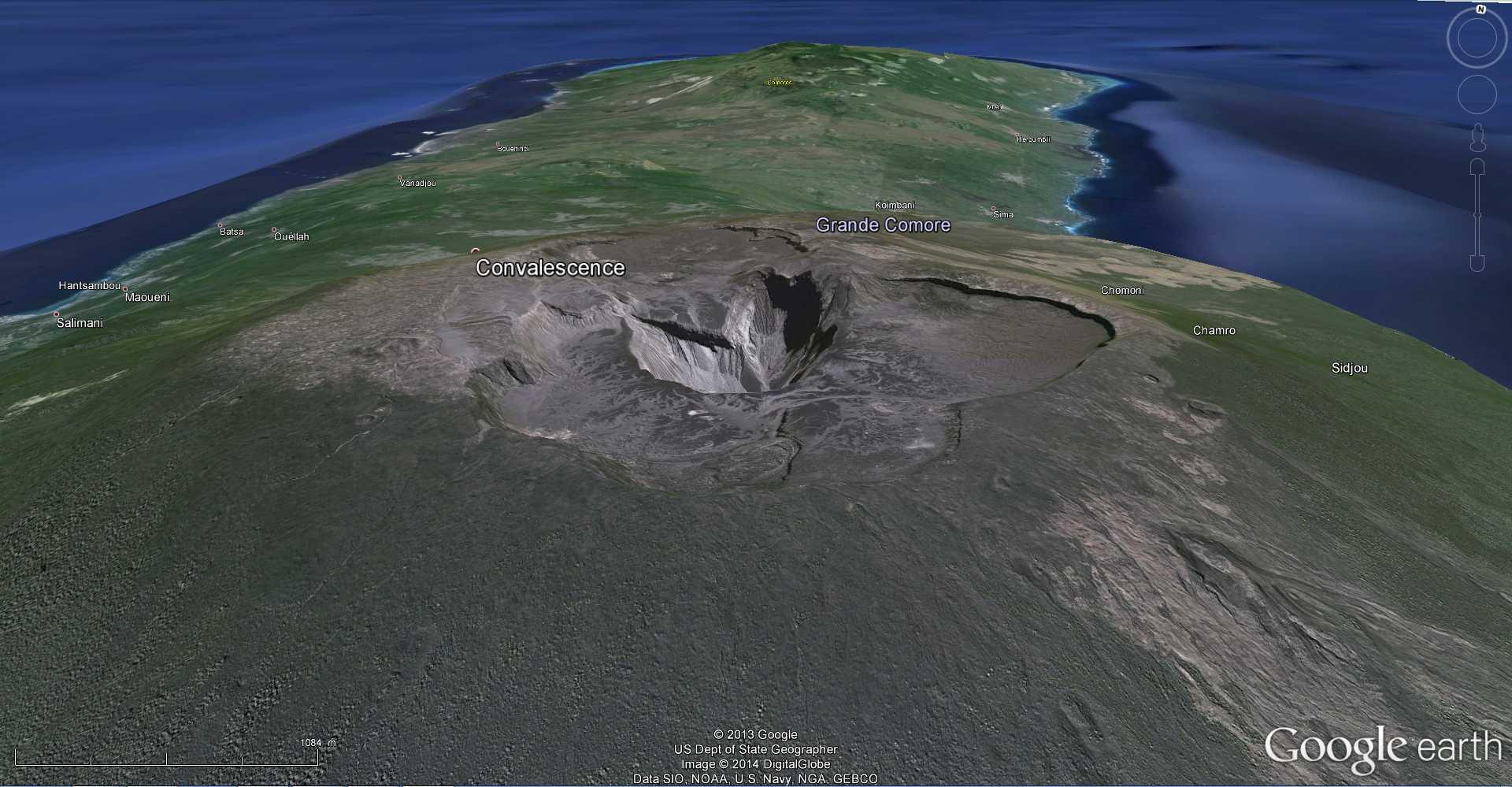 Les dessous de Google Earth avec le volcan Karthala - Comores 2014-099