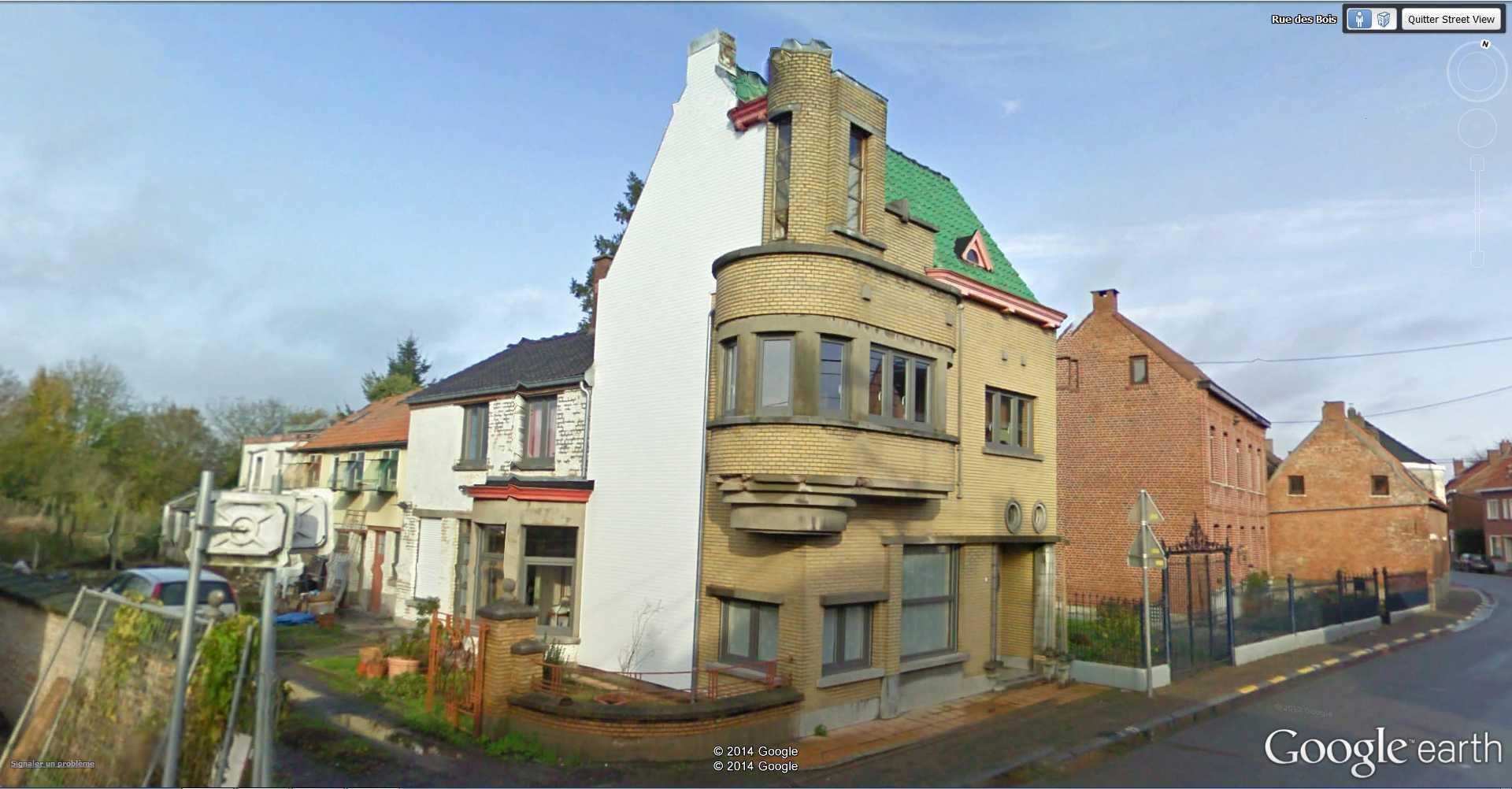 Street View - Les maisons les plus laides 2014-251