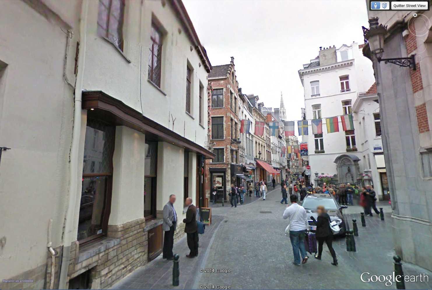 Street View : Lieux représentés sur des peintures célèbres (ou un peu moins) - Page 3 2014-253