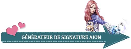 Générateur de Signature Genera14